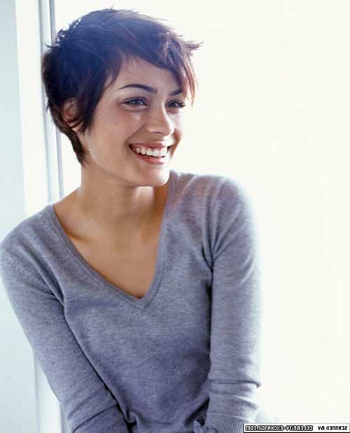 20 New Long Pixie Cuts Short Hairstyles 2017 2018