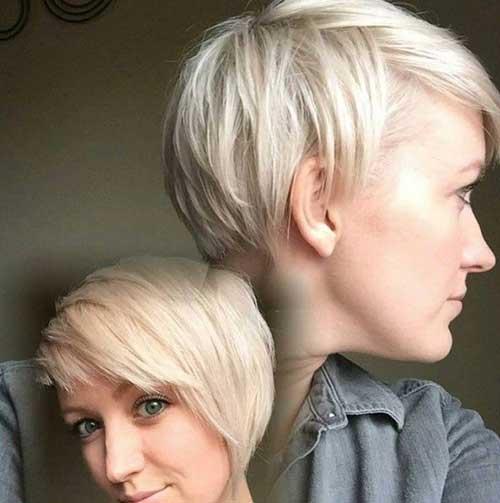25 Short Blonde Hairstyles 2015 2016 Short Hairstyles