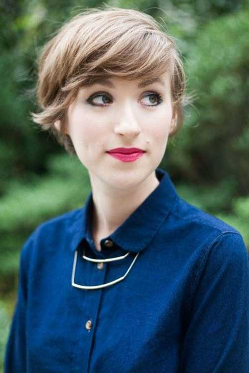 20 Popular Hairstyles For Short Length Hair Short
