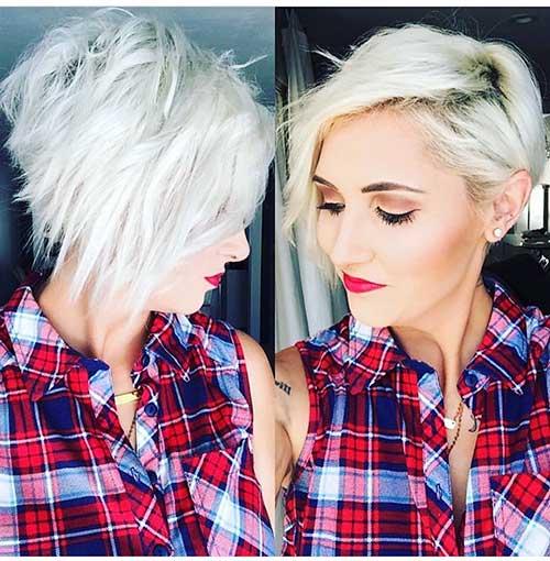 Super Asymmetrical Haircut Ideas For An Appealing Style