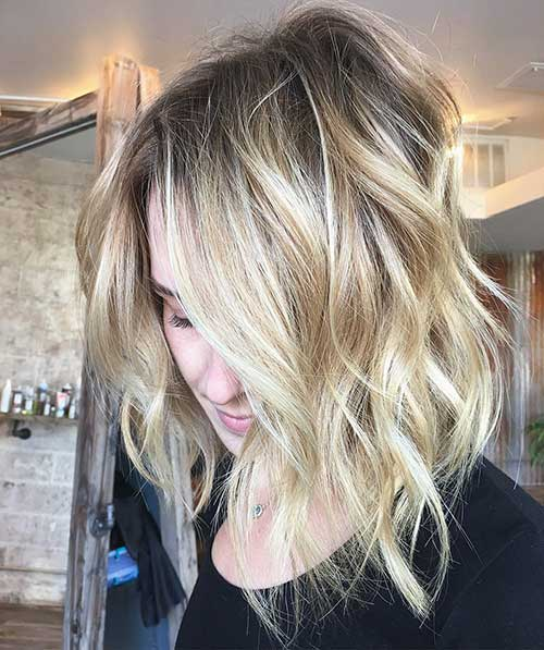 Trending Style For Summer Curly Amp Wavy Hairstyles Short