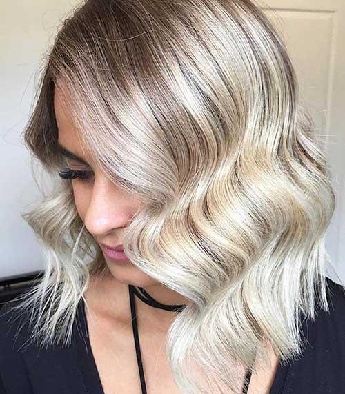 19 More Striking Short Hair Ideas For Blondies Crazyforus