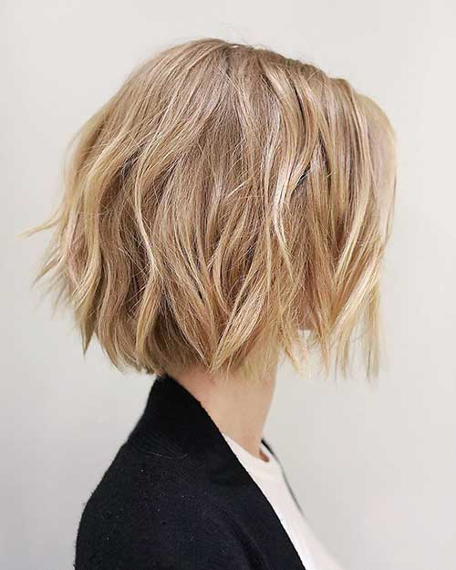 18 More Latest Short Choppy Haircuts For Textured Style Crazyforus
