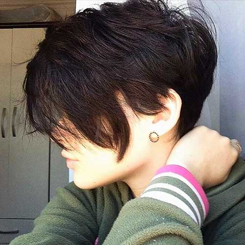 Short Hairstyles for Girls 2017 - 24