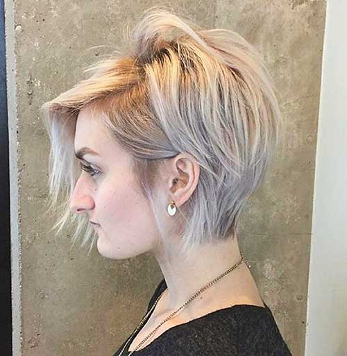 Short Hairstyles for Girls 2017 - 28
