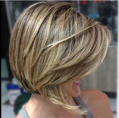 Short Blonde Hairstyles-14
