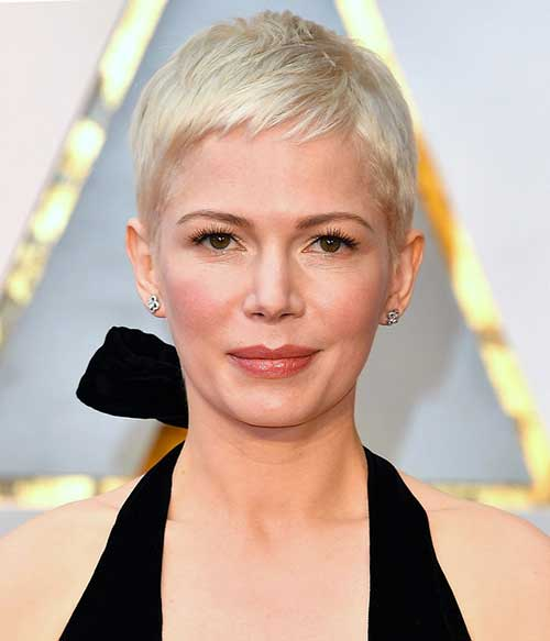 Latest Short  Hairstyles  and Cuts on Celebrities