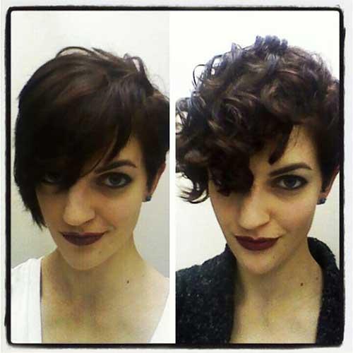 17 Incredible Curly Pixie Cuts You Ll Love Crazyforus