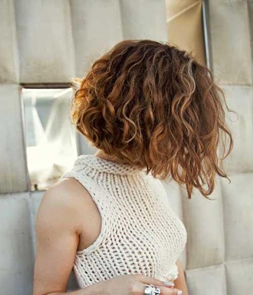 15 Effective Styles for Short Curly Hair , crazyforus