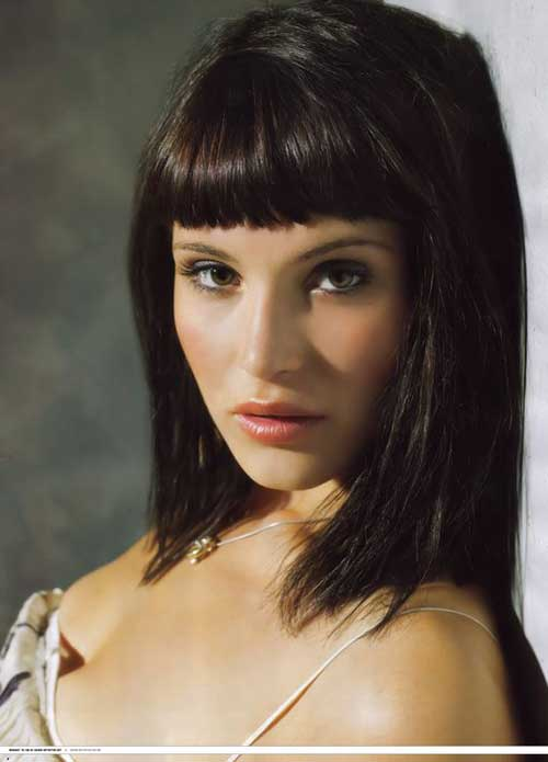 Gemma Arterton Bob Haircut