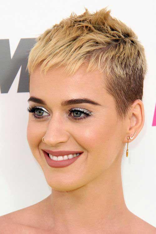 Katy Perry Pixie Haircut