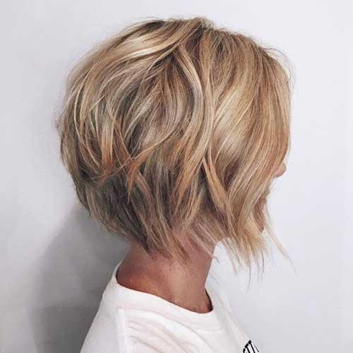 Amazing Graduated Bob Haircuts For Modern Ladies