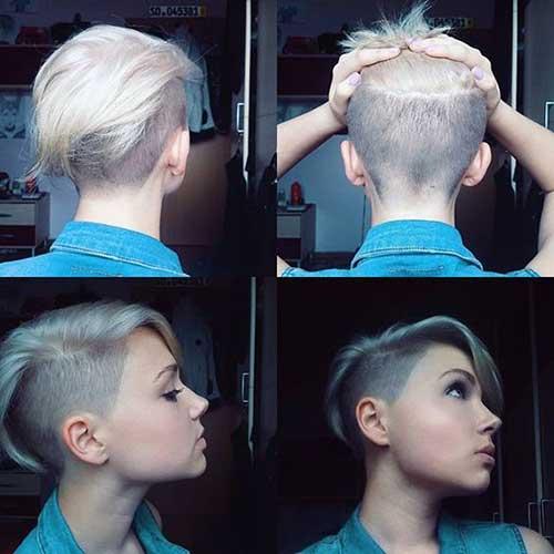 Short Side Haircut