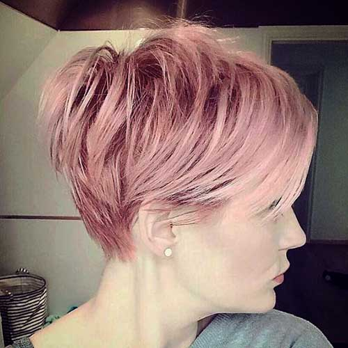 30 Best Short Haircuts for Fine Hair - crazyforus