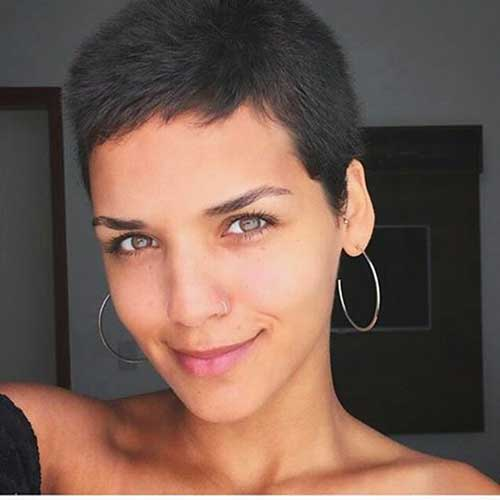 20 Very Short Hairstyle Pics Every Lady Need To See