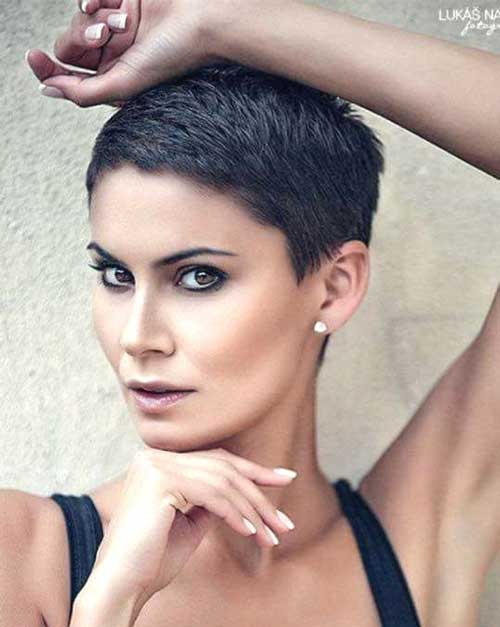25 Super Short Haircuts For Captivating Ladies Crazyforus