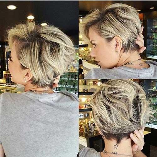 Charissa Thompson Cute Short Haircut