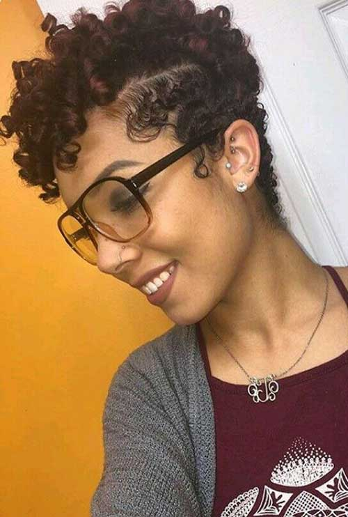 25 Great Short Haircuts for Black Women - crazyforus