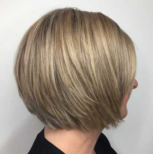 Bob Haircuts Layers