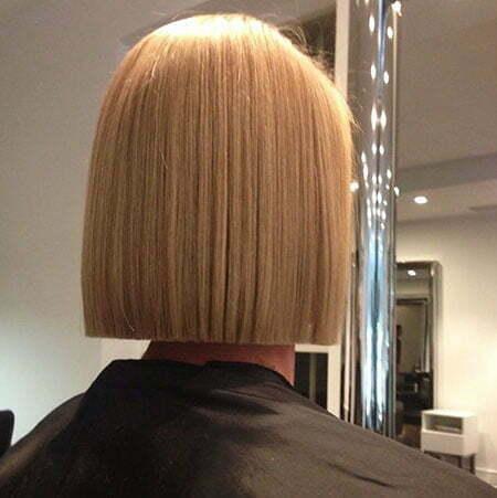 Bob Hair Blunt Straight
