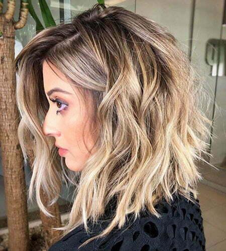 13 Short Haircuts for Thick Wavy Hair , crazyforus
