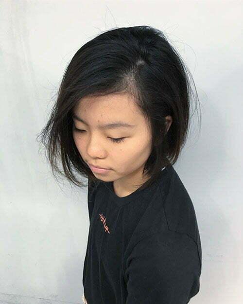 Cute Short Bob Haircuts