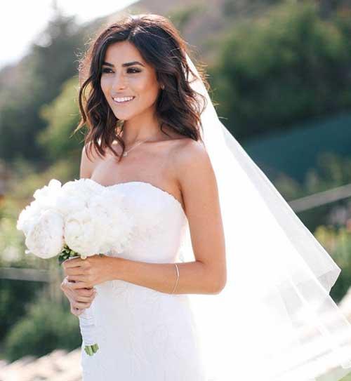 Wedding Hairstyles for Short Hair-13