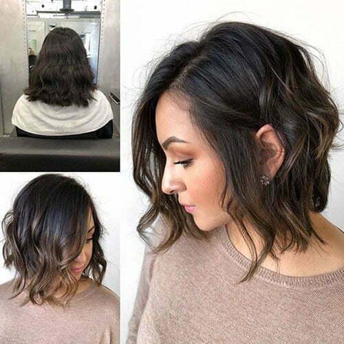 Wavy Bob Hairstyles-16