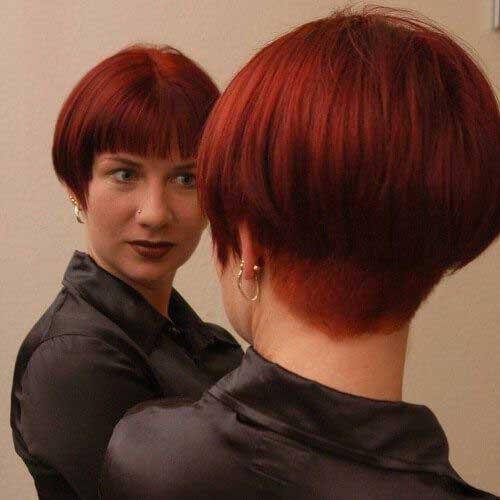 18. Wedge Dorothy Hamill Style Haircut