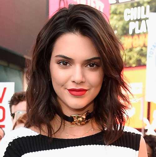Kendall Jenner Short Hair-19