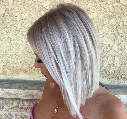 New Ash Blonde Short Hair Ideas Crazyforus