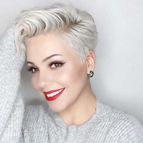 2019 Modern Short Blonde Hairstyles