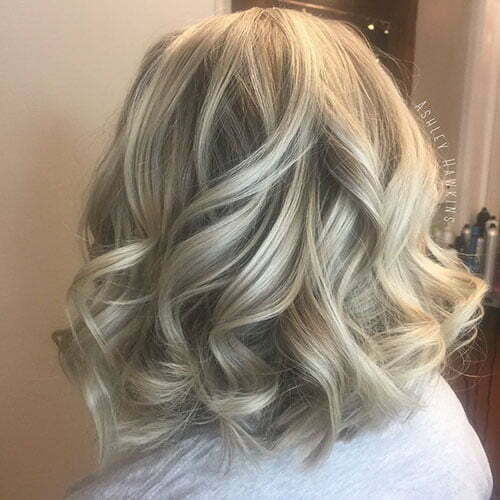 40 New Ash Blonde Short Hair Ideas