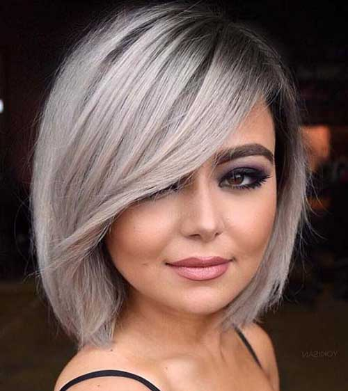 Blonde Hair Color Trends 2019: LATEST TREND HAIR COLOR IDEAS FOR SHORT HAIR