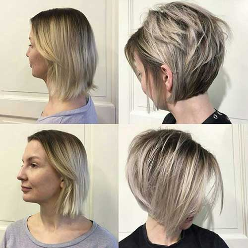 Chic Ideas About Short Ash Blonde Hairstyles Crazyforus