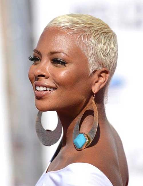 32 Natural Short Hairstyles For Black Women Lunako