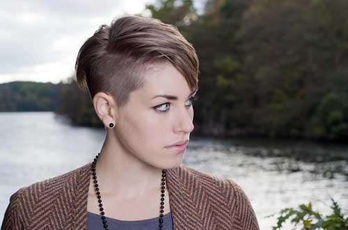 20 More Sassy Long Pixie Hairstyles