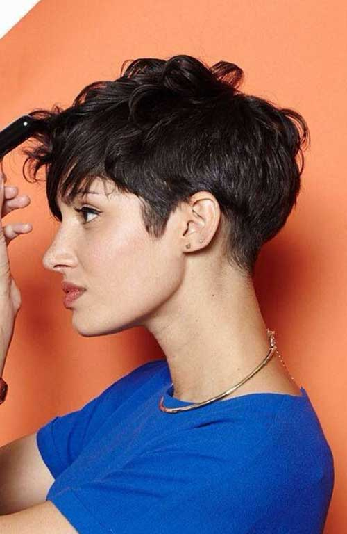 25 Stylish Long Pixie Cuts Crazyforus