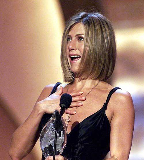 Jennifer Aniston Long Bob