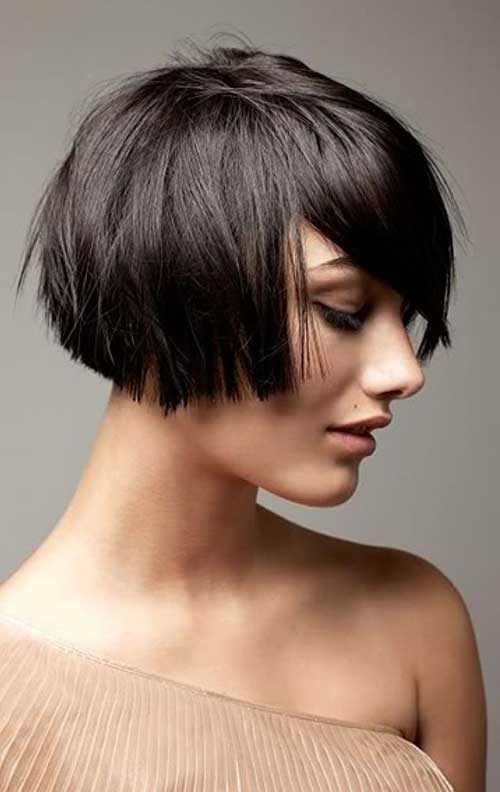 French Bob Hairstyle The Best Short Hairstyles For Women