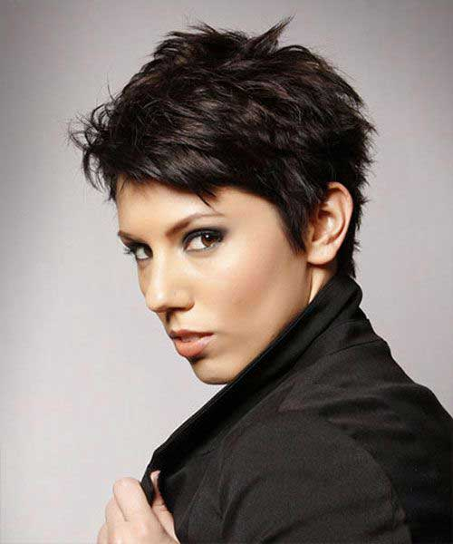 7 Short Hairstyles For Thick Hair Crazyforus