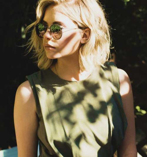 Ashley Benson Short Hairstyle