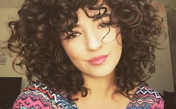 Short Haircuts For Naturally Curly Hair - short haircuts for naturally curly hair 10