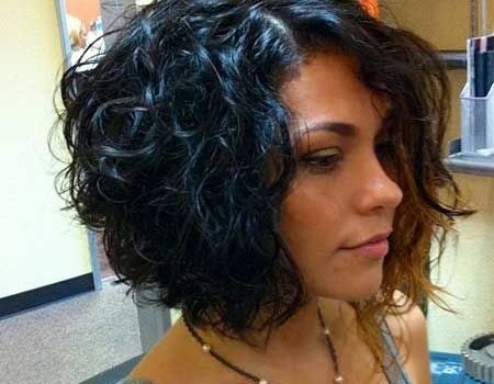 Short Haircuts For Naturally Curly Hair - short haircuts for naturally curly hair 7