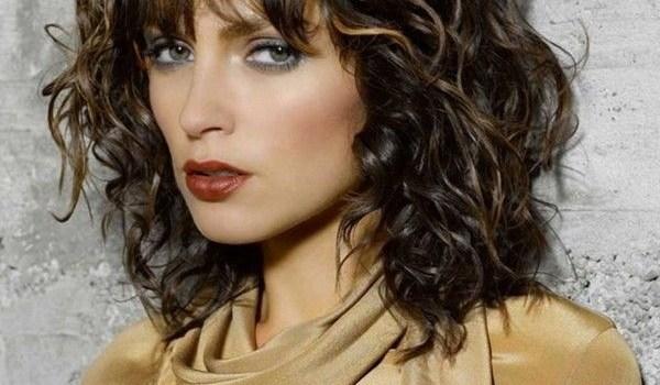 Best Medium Short Curly Hairstyles of 2018 - best medium short curly hairstyles of 2018 2