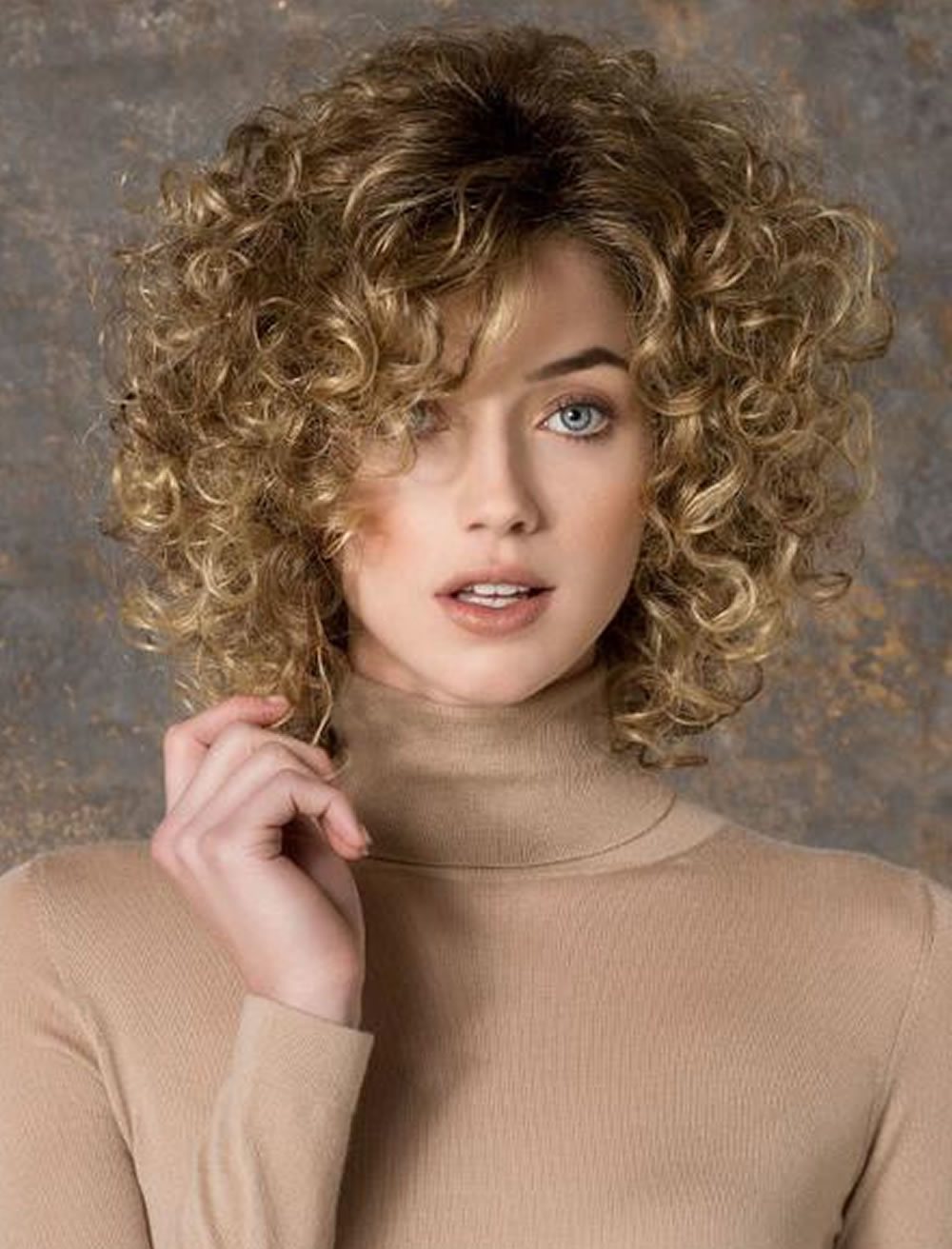 Best Medium Short Curly Hairstyles of 2018 - Short and Curly Haircuts