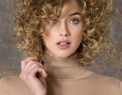 Medium Short Curly Hairstyles of 2018