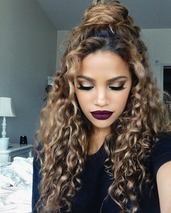Cute Curly Haircuts For Naturally Curly Hair Short And Curly Haircuts