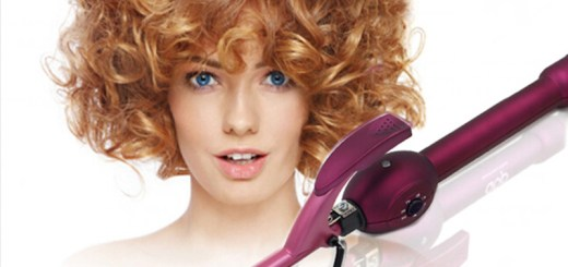 Styling Short Hair on Curlers