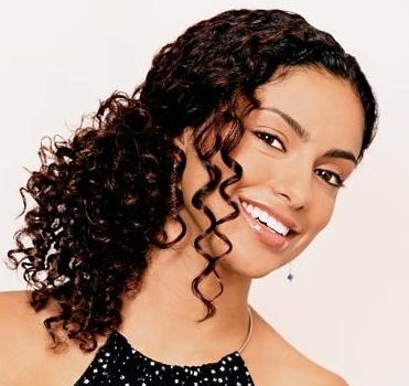 Best Haircuts for Curly Hair - best haircuts for curly hair for women 10